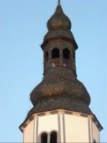 Zvonik cerkve